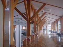 国内最大規模の木造庁舎