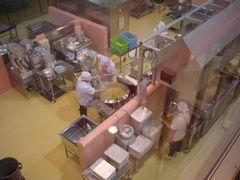 学校給食センター 長野県駒ヶ根市 電化厨房