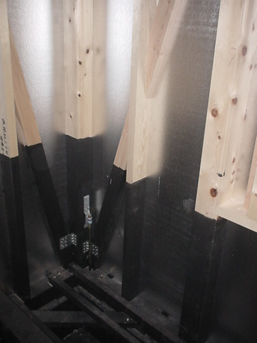 液状炭による防蟻処理 ヘルスコキュアー