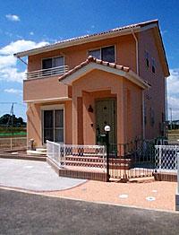 外断熱の地熱住宅