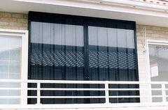 外断熱の地熱住宅 ソーラーウォール設置事例001