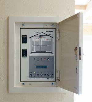 地中熱利用システム コントローラー